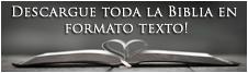 Biblia del Rey Jacobo (KJV en español)