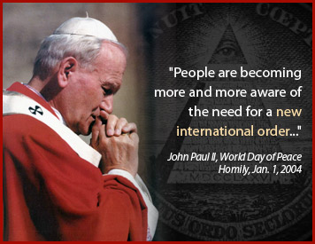 new world order - john paul ii