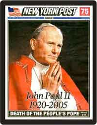 8th king - john paul ii new york post