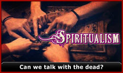 Spiritualism and the Reward of the Saints