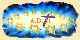 crucifixion 31 ad