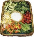 vegetariskt mål