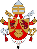 pope benedict coat of arms