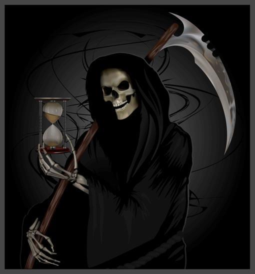 grim reaper, saturn