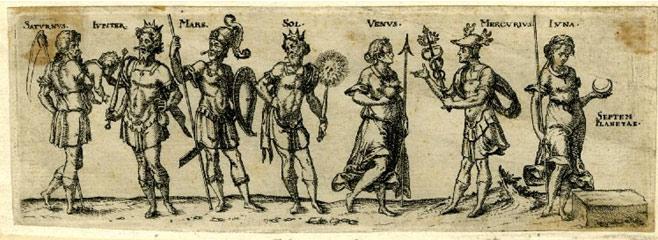 planetary gods